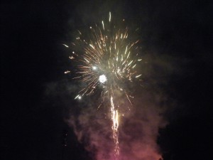 Feu d'artifice (2)