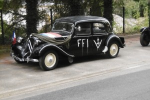 Citroën Traction FFI