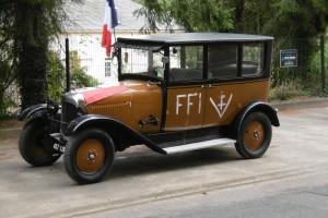 Citroën B2 de 1925